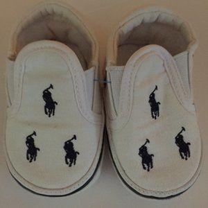 Ralph Lauren Baby Shoes Size 1